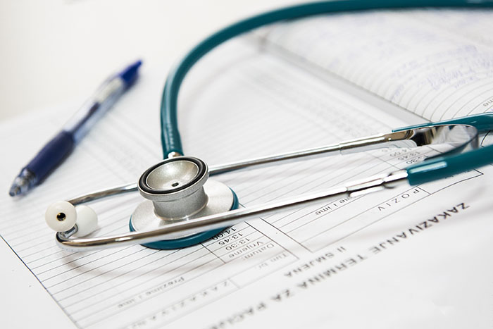 Controle de ponto para hospitais