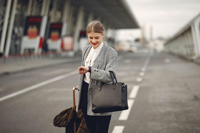 Viajando a trabalho - MarQPonto
