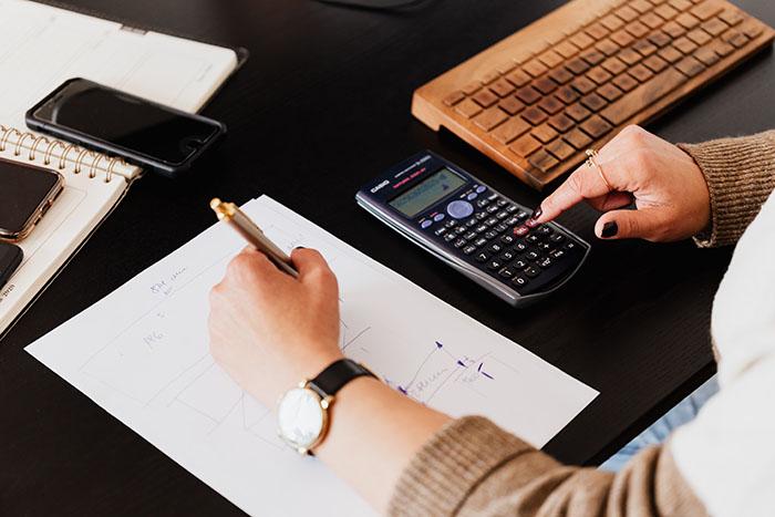 Cálculo da folha de pagamento